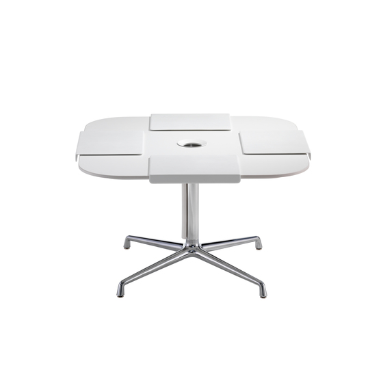 SW_1 Low Conference Table Square di Coalesse