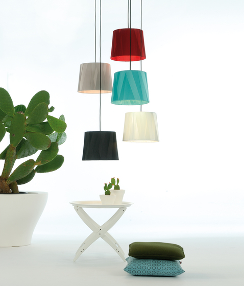 Dress Pendant lamp de Fambuena