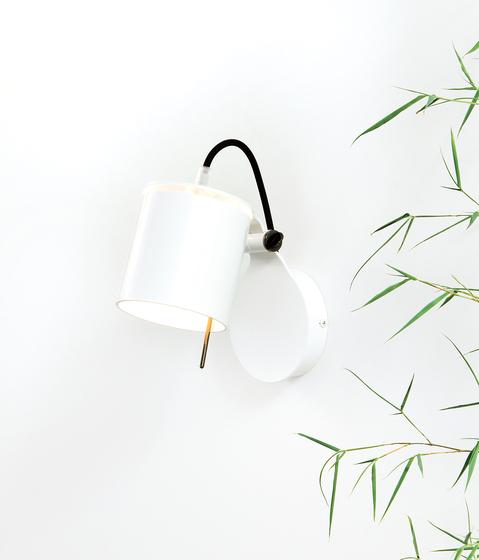 Plume Wall lamp di Fambuena