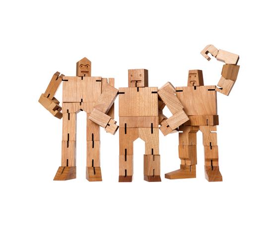 Cubebot by David Weeks Studio