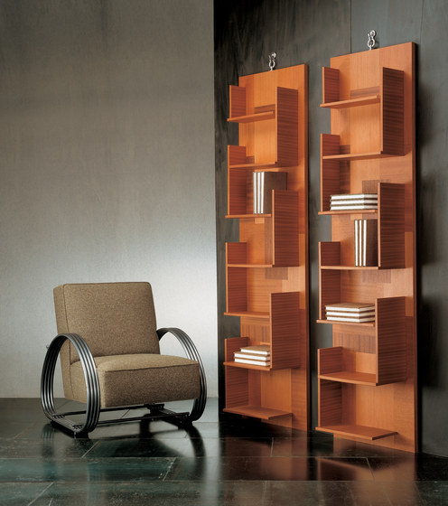 Harlem 4306 Bookcase by F.LLi BOFFI