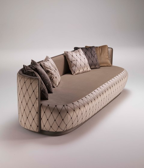 Kir Royal 6101 Sofa de F.LLi BOFFI