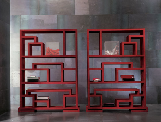 Labirint 4402 Bookcase by F.LLi BOFFI