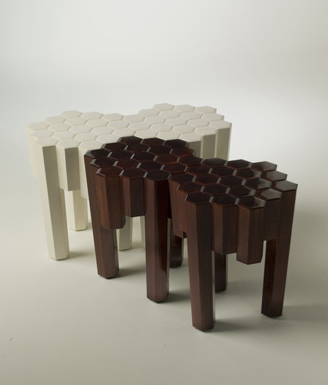 Lui 6 5615 Stool | Table by F.LLi BOFFI