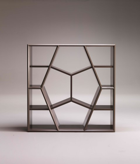 Lui 6 5616 Bookcase by F.LLi BOFFI