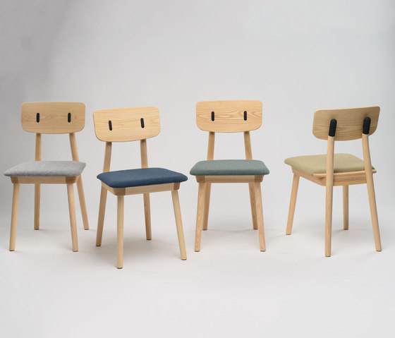 Clip Chair by De Vorm