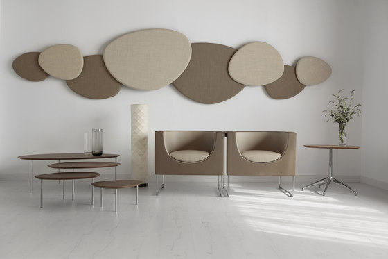 Satellite acoustic panel von STUA