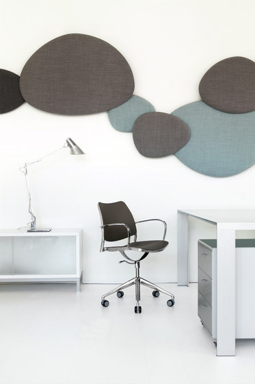 Satellite acoustic panel by STUA