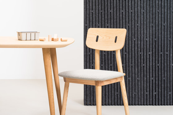 Pebble Barstool XL de De Vorm