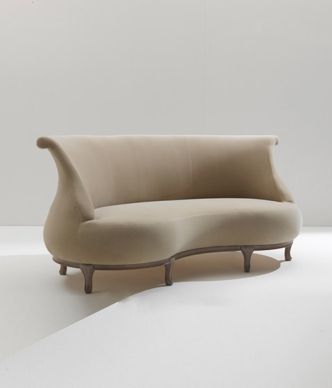 Plump 5301 Armchair by F.LLi BOFFI