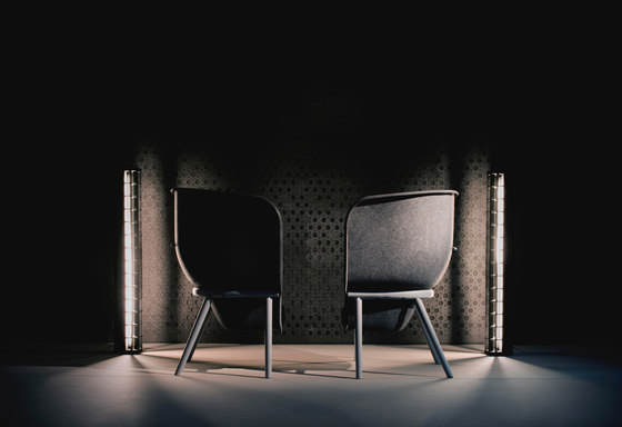 Pod Privacy Chair di De Vorm