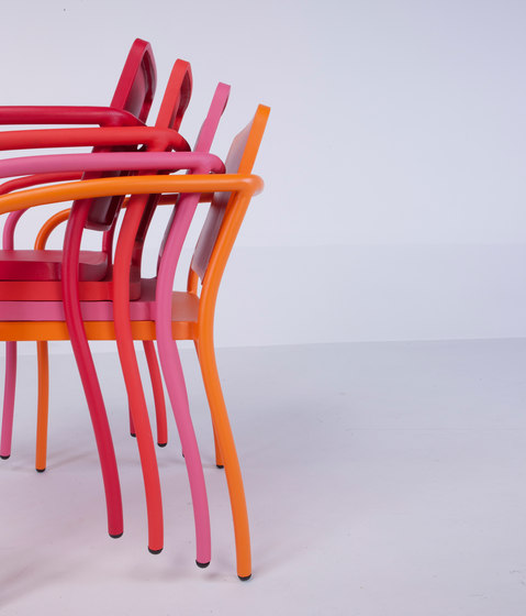 Zoe Bistro Chair by steve & james