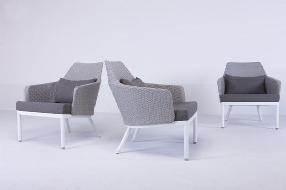 Robinson Lounge chair by steve & james