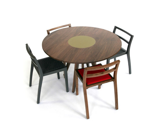 Allesley Dining Table by Assemblyroom