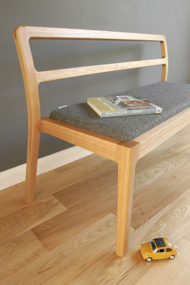 Long Eaton Stacking Bench by Assemblyroom