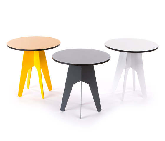 The Burgess Compact Table by Assemblyroom
