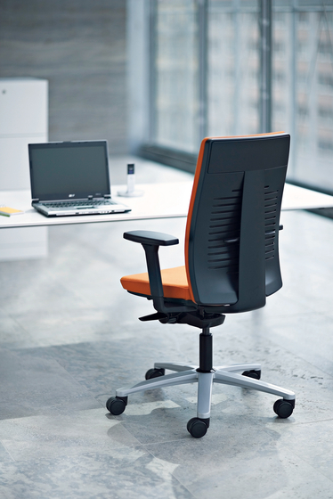 TENSA Swivel chair by König+Neurath