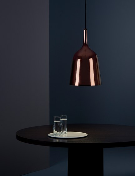 Copacabana t gr Suspension lamp by Metalarte