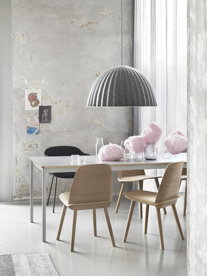 Under The Bell Pendent Lamp by Muuto