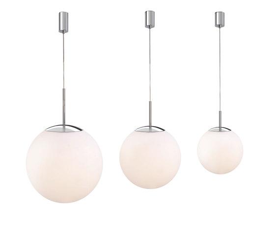 Glaskugelleuchte ku2s di Mawa Design