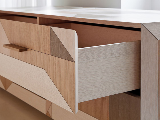 Inlay Cupboard by PORRO