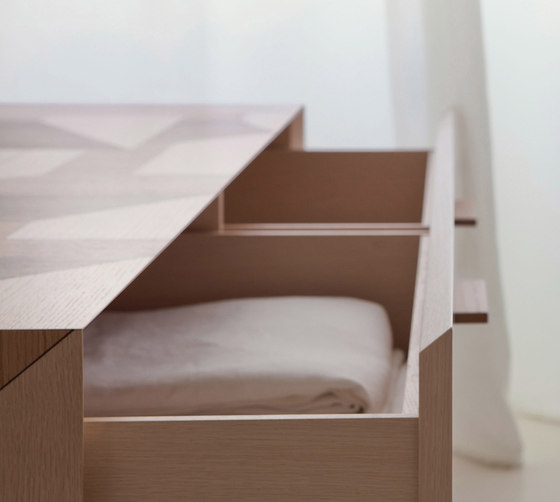 Inlay Chest of drawers de PORRO