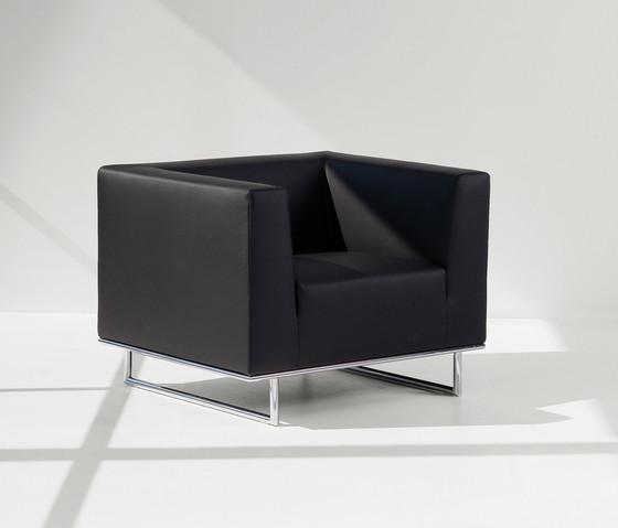 Saffron lounge by Fantoni