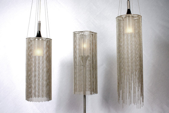 Circular Willow 400 Pendant Lamp by Willowlamp