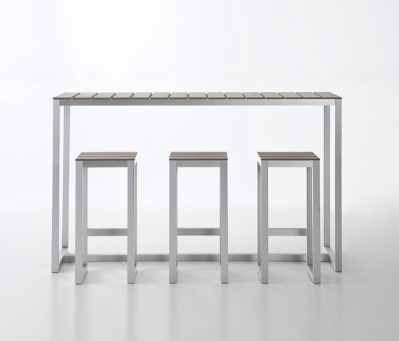 Atlantic side table* by GANDIABLASCO