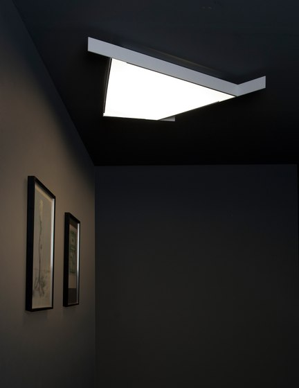 Malevich pe Ceiling luminaire by Metalarte