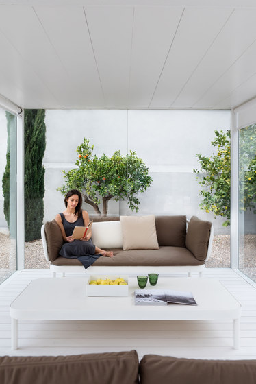Tropez Modular Sofa 2 by GANDIABLASCO