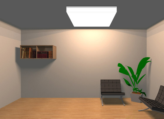 Natural Light Recessed by QC lightfactory