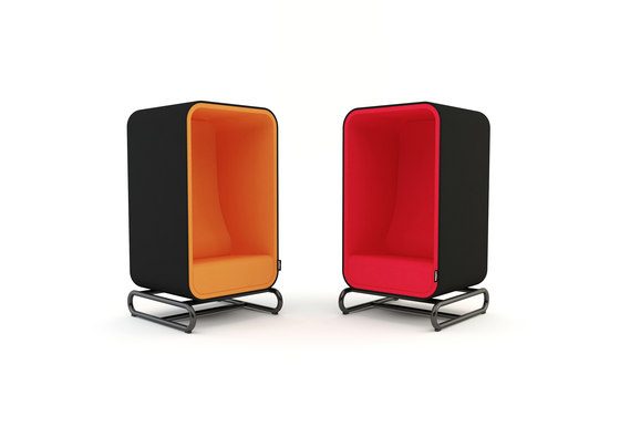 The Box Lounger di Loook Industries