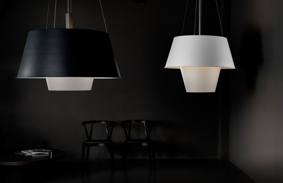Tanuki gr Suspension lamp by Metalarte