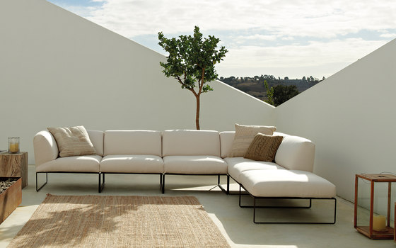 Siesta Outdoor SF 4750 de Andreu World