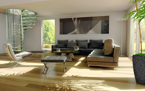 Rotor von siller treppen betontreppe produkt for Wohnung design modern