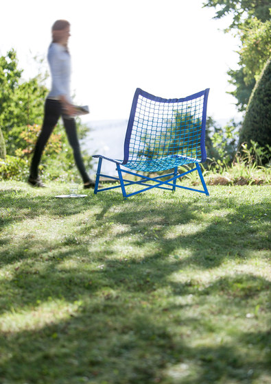 Tie Break chair di Lampert