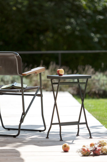 Mash folding chair by Lampert