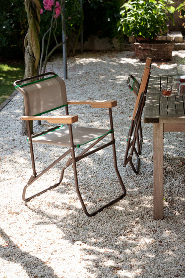 Mash folding chair de Lampert