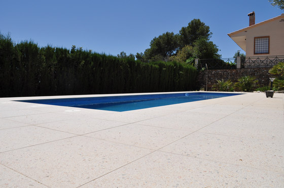 Concrete Blanco Plus Natural di INALCO