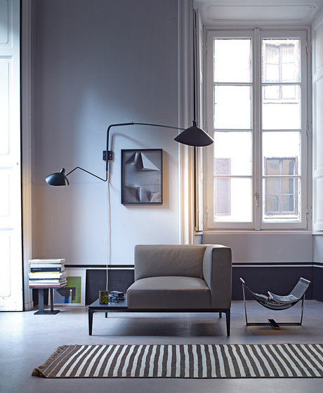 jaan living von walter knoll jaan bett jaan sessel. Black Bedroom Furniture Sets. Home Design Ideas
