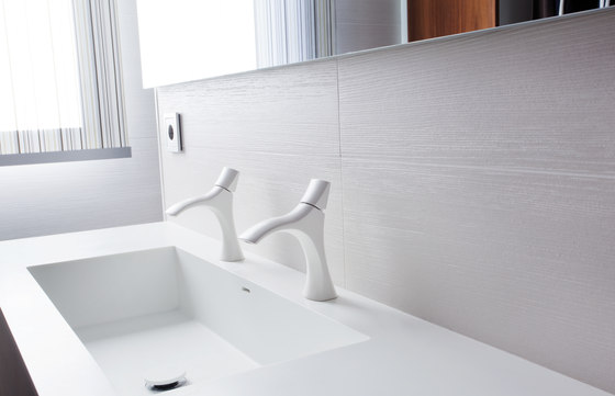 80.8 Blanco Mosaic by INALCO