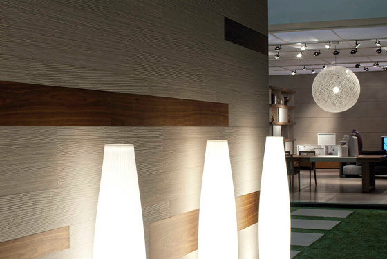 Wood Blanco Plus Natural SK by INALCO
