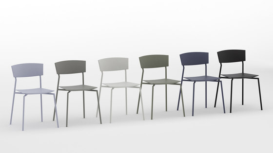 Pure stool by Randers+Radius