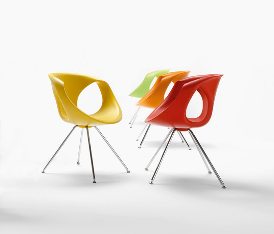 Up chair I 907 by Tonon
