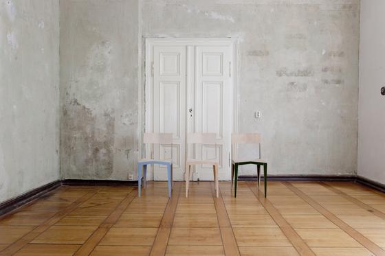 Chair #2 by MY KILOS