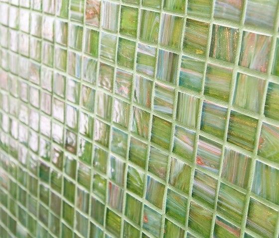 Aurore 20x20 Aurargento by Mosaico+