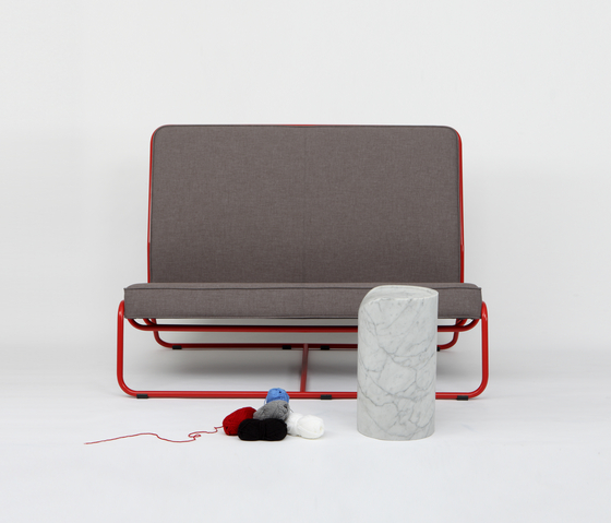 Fancy Ottoman by STILTREU
