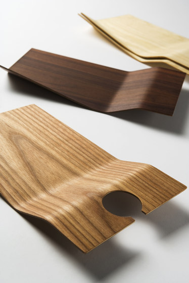 Lastu Coctail Tray by Showroom Finland Oy