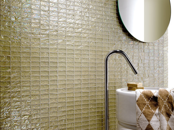 Onde 23x48 Antracite R by Mosaico+